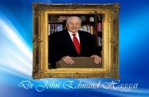 SPECIAL LEADERSHIP TEACHING BY DR JOHN EDMUND HAGGAI
